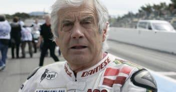 Qui est la femme de Giacomo Agostini