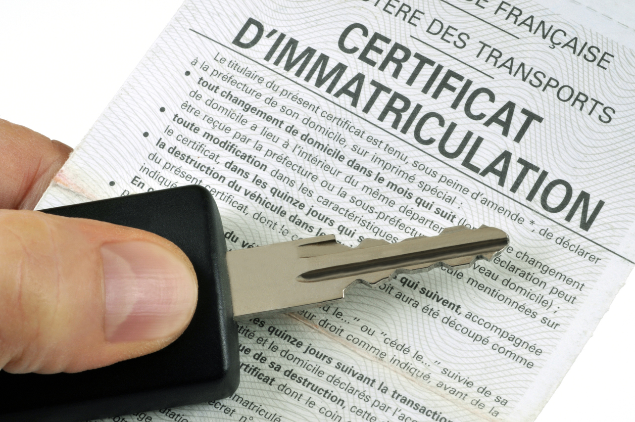 immatriculation